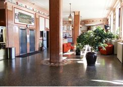 里维埃拉酒店 - 纽瓦克 - 大厅
