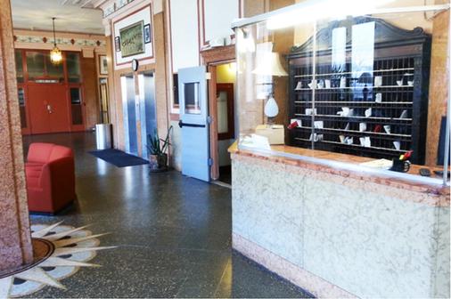 里维埃拉酒店 - 纽瓦克 - 柜台