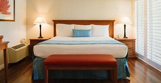 阿拉莫会展中心套房酒店 - 安纳海姆 - 睡房