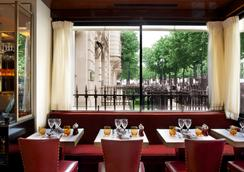 蒙田酒店 - 巴黎 - 餐馆