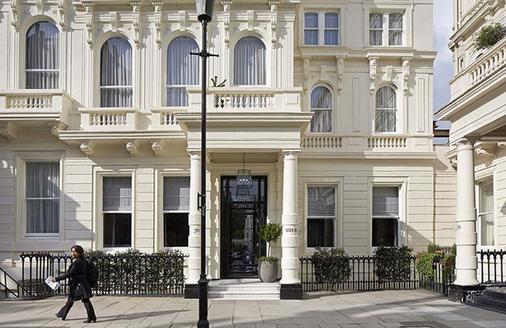 阿尔伯尔海德公园酒店 - 伦敦 - 建筑