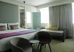 阿伯海德公园酒店 - 伦敦 - 睡房