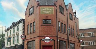 Rahman Piccadilly Hostel - 曼彻斯特 - 建筑