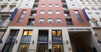 皇后苑公寓酒店 - 布达佩斯 - 建筑
