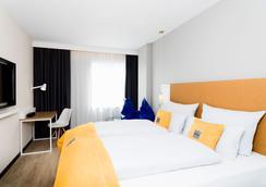 哈伦尼乌戴尔里酒店 - 哈莱姆 - 睡房