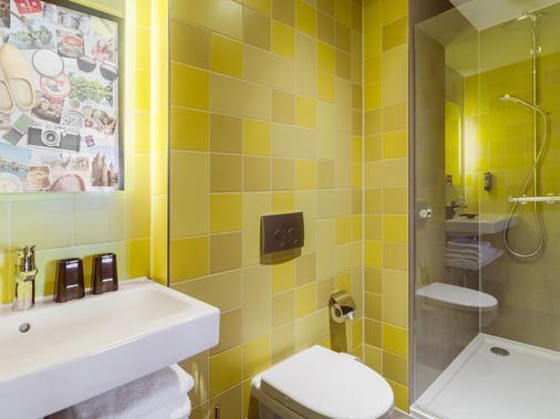哈伦尼乌戴尔里酒店 - 哈莱姆 - 浴室