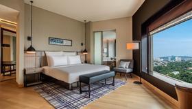 吉隆坡希尔顿酒店 - 吉隆坡 - 睡房