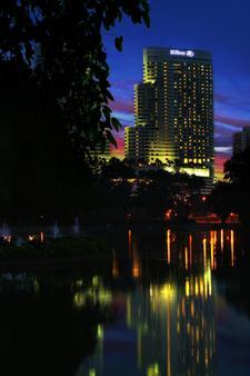 吉隆坡希尔顿酒店 - 吉隆坡 - 建筑
