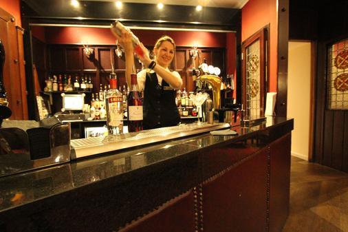 安多宫殿旅馆 - 皮特洛赫里 - 酒吧