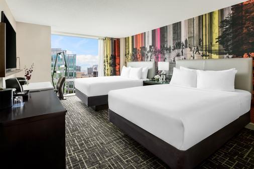 阿林顿中心凯悦酒店 - 阿林顿 - 睡房