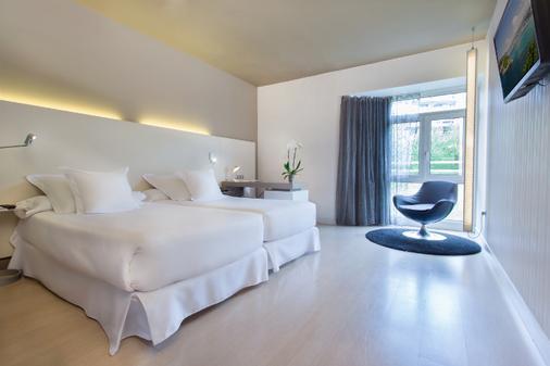 库斯塔万斯卡巴塞罗酒店 - 圣塞瓦斯蒂安 - 睡房