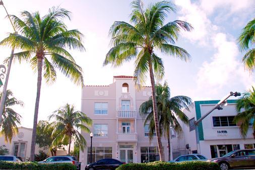 卡萨精品酒店 - 迈阿密海滩 - 建筑