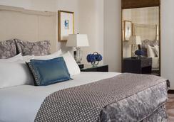 纽约宫廷酒店 - 纽约 - 睡房