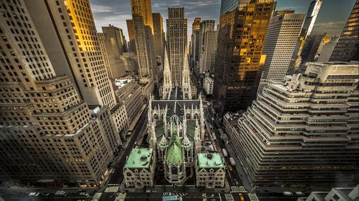 乐天纽约皇宫酒店 - 纽约 - 户外景观