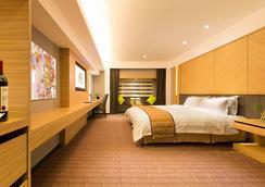 利澳酒店 - 澳门 - 睡房
