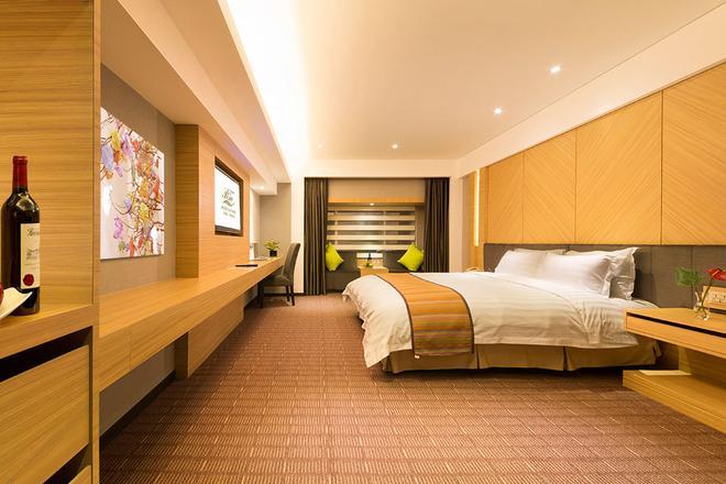 澳门利澳酒店 - 澳门 - 睡房