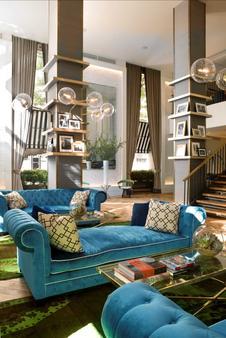 罗杰威廉姆斯酒店 - 纽约 - 休息厅