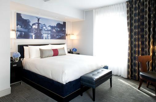 罗杰威廉姆斯酒店 - 纽约 - 睡房