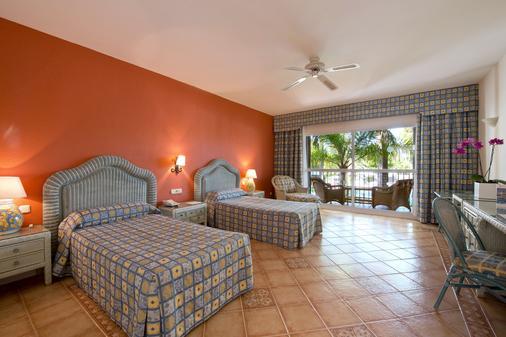蓝湾巴努斯酒店 - 马贝拉 - 睡房