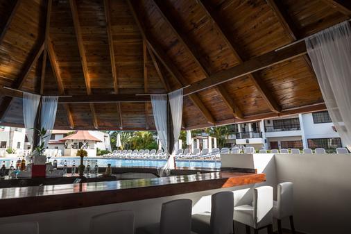 多拉达斯蓝湾渡假村 - 限成人 - 式 - 普拉塔港 - 酒吧