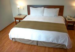 亚里士多德140号传统蓝湾公寓酒店 - 墨西哥城 - 睡房