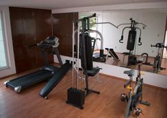 亚里士多德140号传统蓝湾公寓酒店 - 墨西哥城 - 健身房