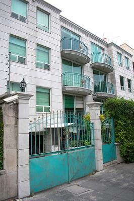 亚里士多德140号传统蓝湾公寓酒店 - 墨西哥城 - 建筑