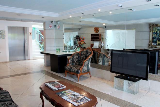 亚里士多德140号传统蓝湾公寓酒店 - 墨西哥城 - 柜台