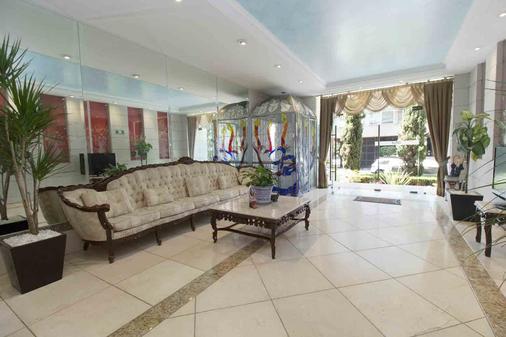 伊波利泰纳布鲁贝公寓式酒店 - 墨西哥城 - 大厅