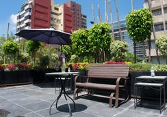 伊波利泰纳布鲁贝公寓式酒店 - 墨西哥城 - 露天屋顶