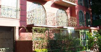 布鲁湾罗伊尔传统殖民地公寓 - 墨西哥城 - 建筑