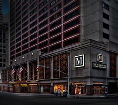 曼哈顿时代广场酒店