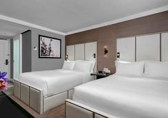 曼哈顿时代广场酒店 - 纽约 - 睡房