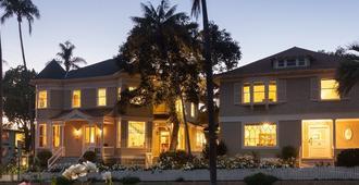 柴郡猫旅馆及小屋 - 圣巴巴拉 - 建筑