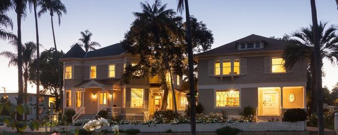 切希尔猫旅馆 - 圣巴巴拉 - 建筑
