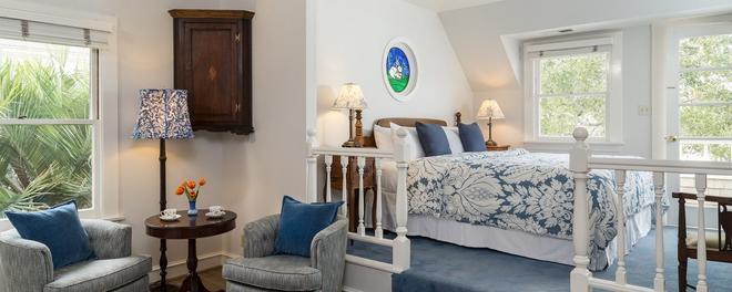 切希尔猫旅馆 - 圣巴巴拉 - 睡房