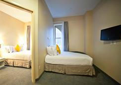 翠贝卡蓝色酒店 - 纽约 - 睡房