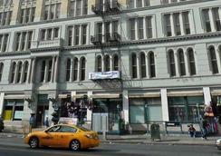苏豪花园酒店 - 纽约 - 建筑