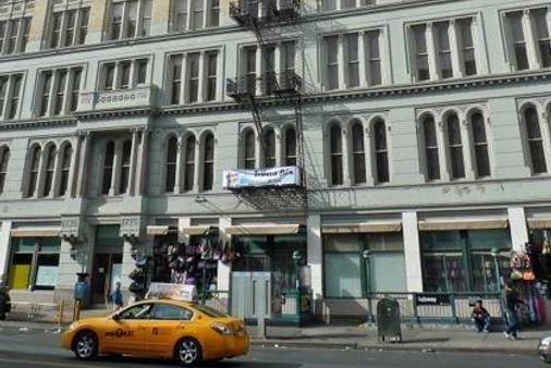 翠贝卡蓝色酒店 - 纽约 - 建筑
