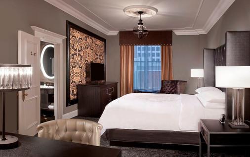 圣廷苑酒店 - 新奥尔良 - 睡房