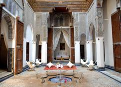 本苏达摩洛哥传统庭院住宅 - 非斯 - 建筑
