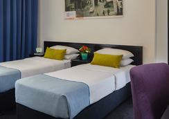 台拉维夫港口酒店 - 特拉维夫 - 睡房