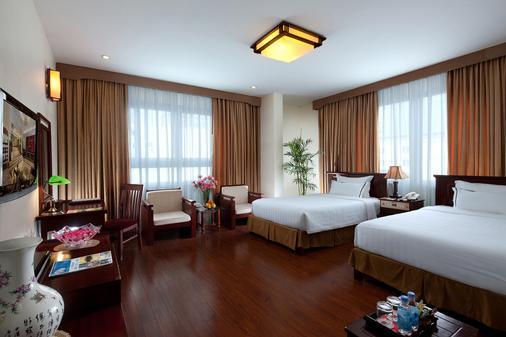 河内帝国酒店 - 河内 - 睡房
