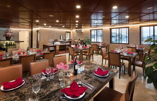 河内帝国酒店 - 河内 - 餐馆