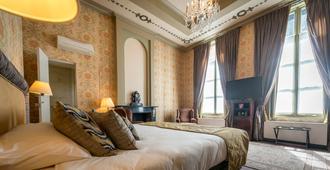 吉昂布日拖酒店 - 小型优雅酒店 - 布鲁日 - 睡房
