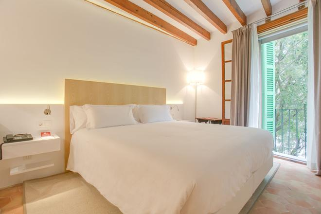 帕尔马ah艺术酒店 - 马略卡岛帕尔马 - 睡房