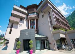 乐梦阁内酒店 - 夏蒙尼-勃朗峰 - 建筑