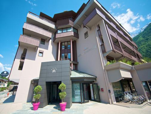 夏蒙尼精品酒店 - 夏蒙尼-勃朗峰 - 建筑