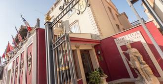奥勒里尔斯艺术画廊酒店 - 罗马 - 建筑