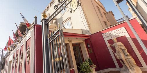 奥勒留艺术画廊酒店 - 罗马 - 建筑